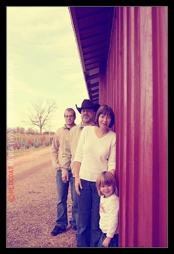 Sneak Peak of Fiona and Dan Family Pictures